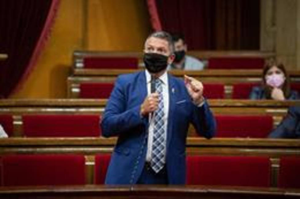 Miquel Sàmper, conseller de Interior