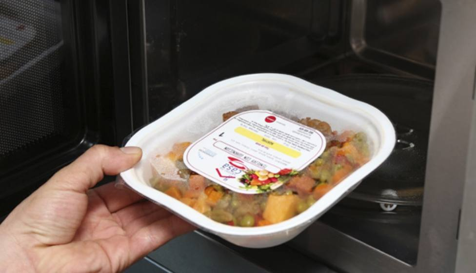 El programa Xantar na casa permite tener en los domicilios de los beneficiarios comidas preparadas