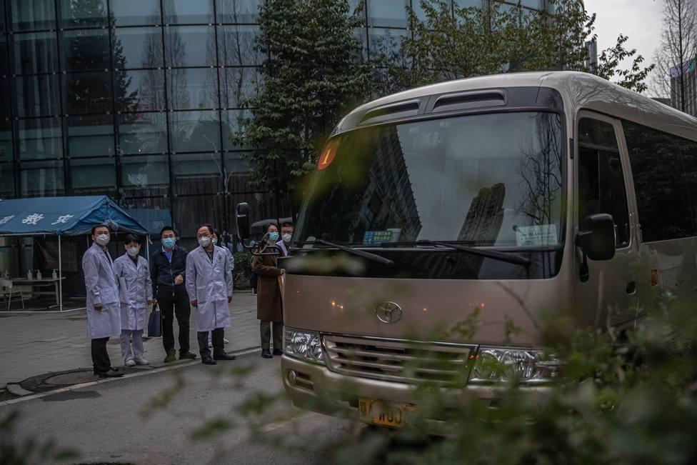 La OMS defiende que la misión a Wuhan no buscaba investigar a China sino obtener lecciones para el futuro
