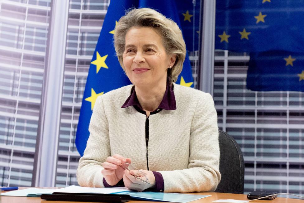 Von der Leyen recuerda a los 27 su compromiso para evitar cerrar las fronteras de forma unilateral