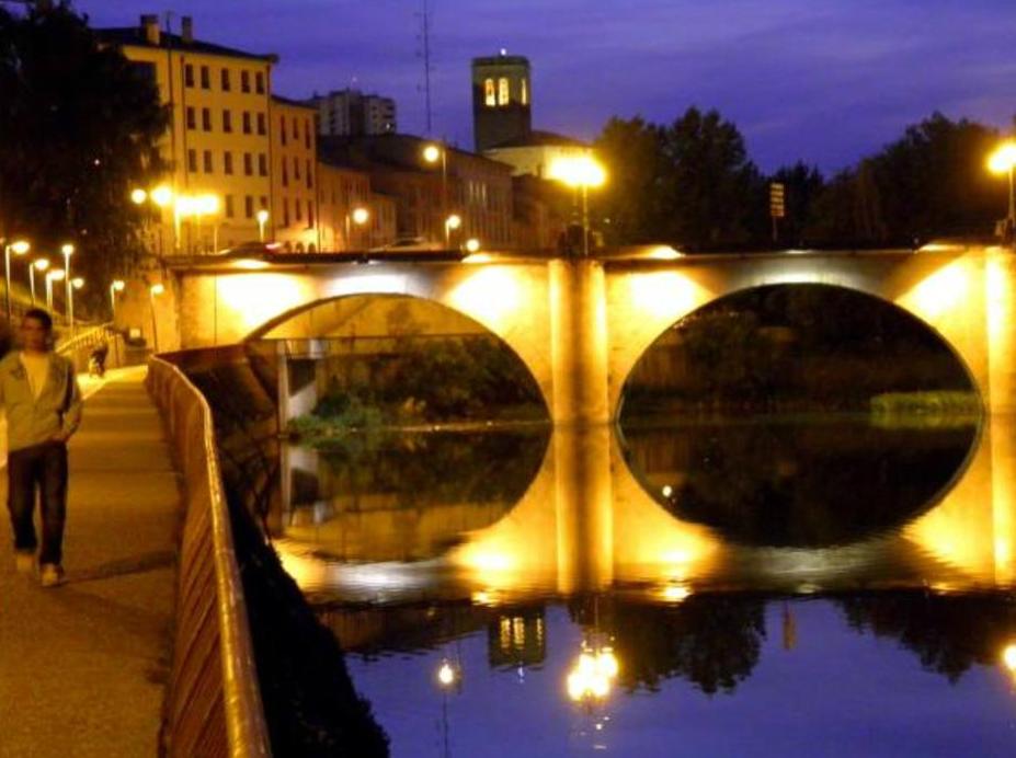 Hallado el cadáver de un hombre a orillas del río Ebro en Logroño