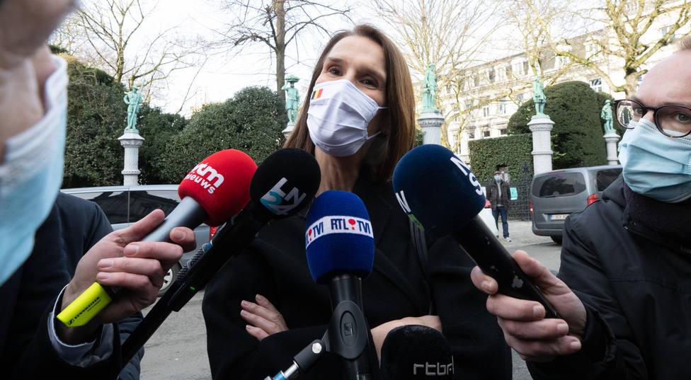 Bélgica lanza un aviso a Bruselas: En ningún caso se deberá vincular vacunación y libre circulación en la UE