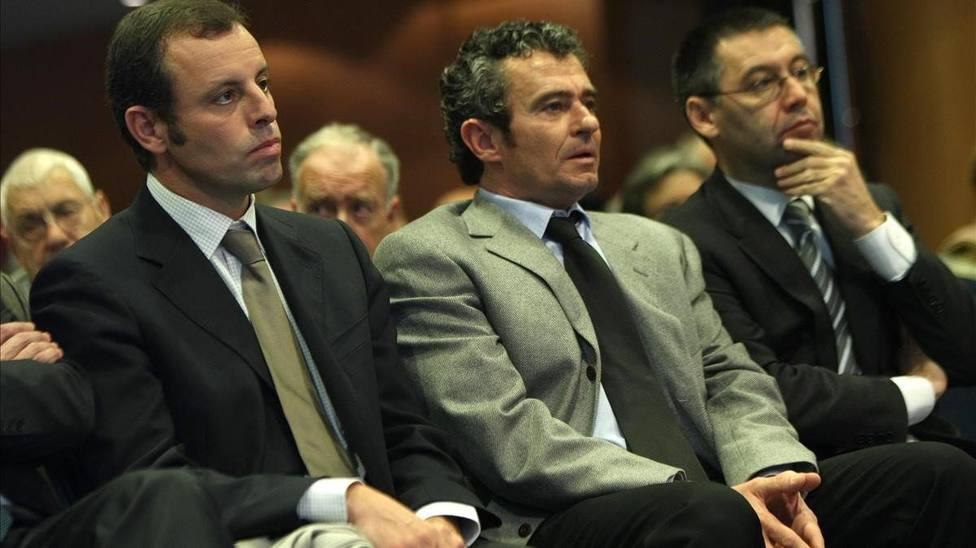 Jaume Masferrer fue mano derecha de Bartomeu y asesor de Sandro Rosell en las elecciones de 2010