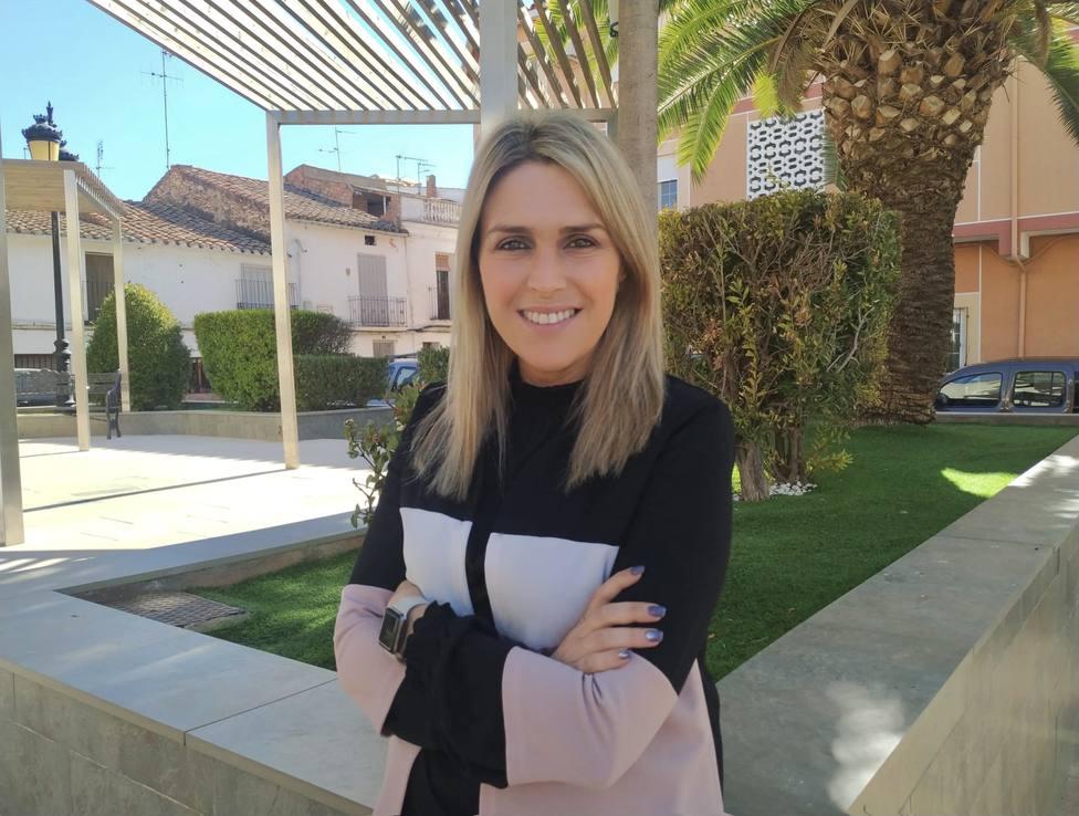 Marta Barrachina, presidenta del Partido Popular de Castellón