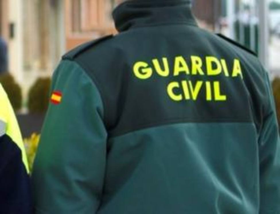 Agente de la Guardia Civil (foto recurso)