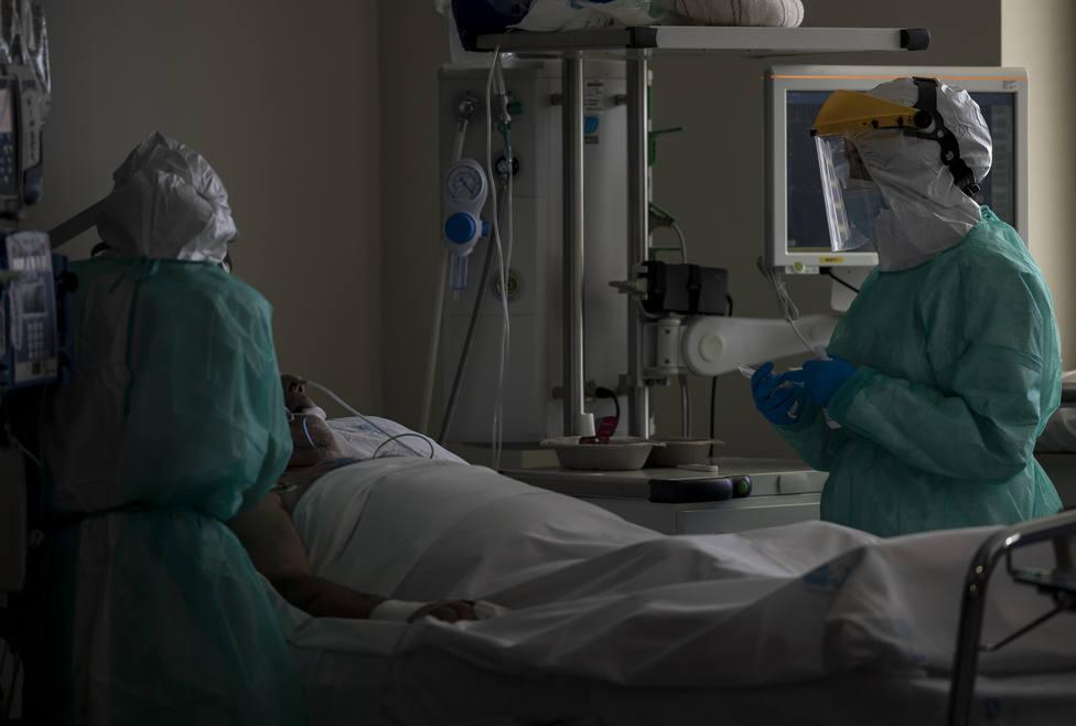 Madrid notifica 2.594 nuevos casos en las últimas 24 horas