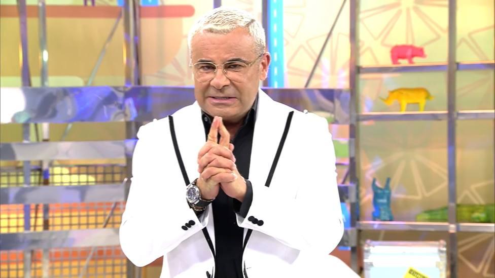 Jorge Javier cambia su discurso y llena de elogios a un presentador de TVE: Me parece brutal