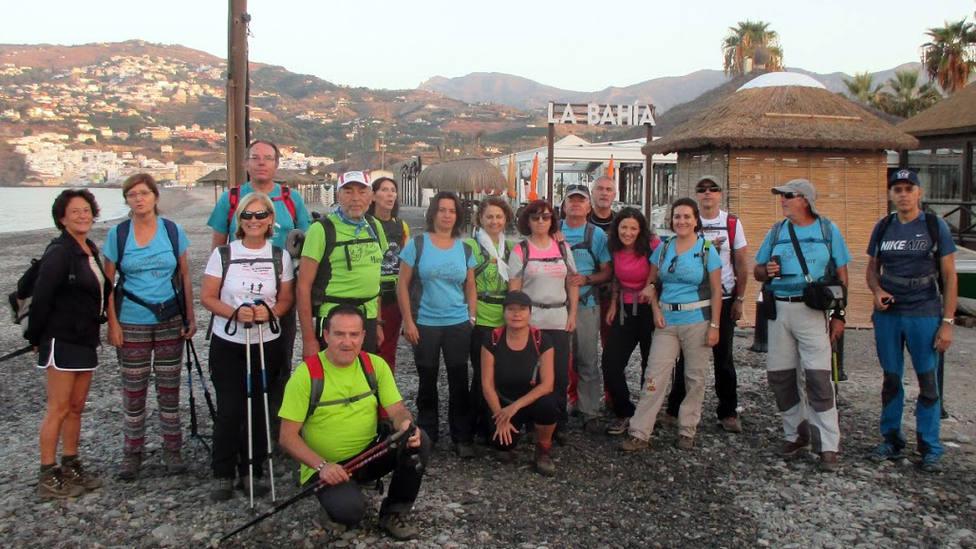 Los Halcones Peregrinos organizan la II Travesía CTx100km