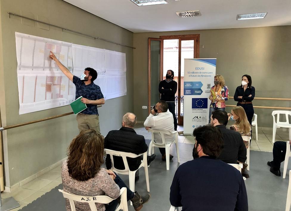 Almassora habilitará el parking público de la Vila en el solar paralelo a la plaza de la Molineta