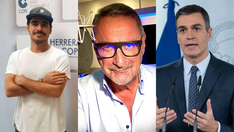 Herrera destapa el verdadero plan de Sánchez que frenó Moncloa, entre lo más leído de la semana