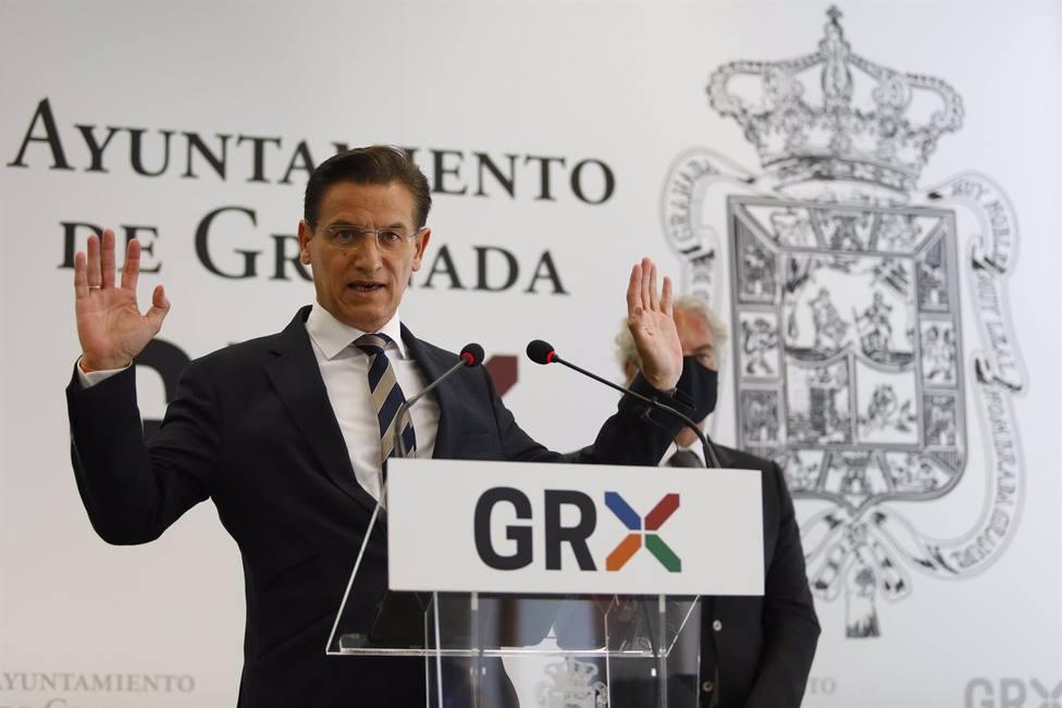 Granada.- Salvador se despide de la militancia de Cs tras una expulsión absurda y exprés