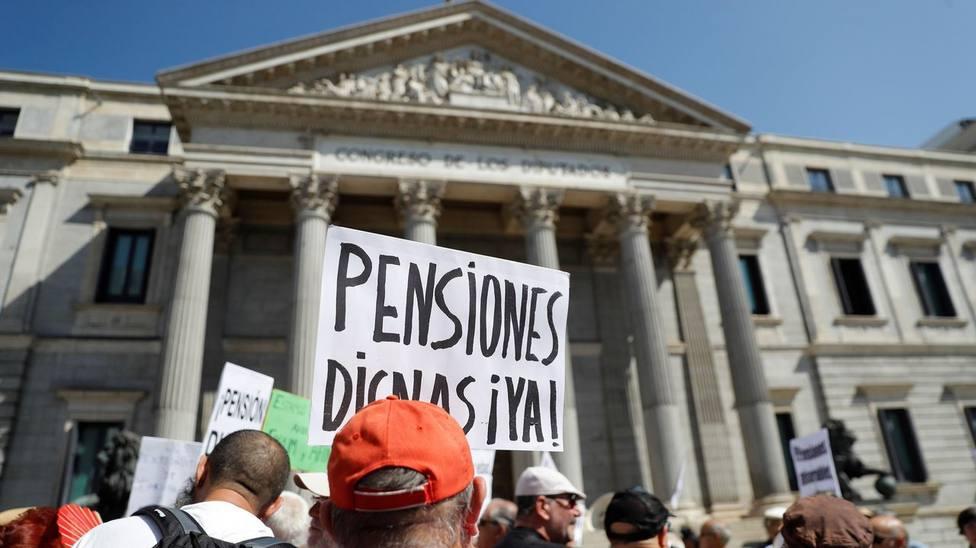 Encuesta   ¿Teme por el futuro de su pensión?