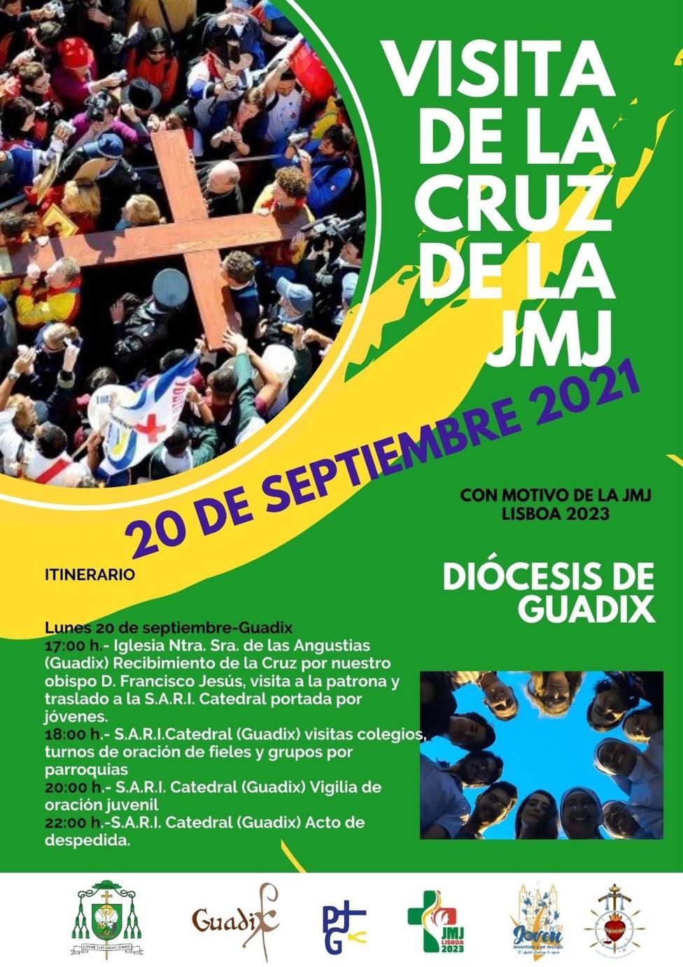 Itinerario Cruz JMJ Guadix