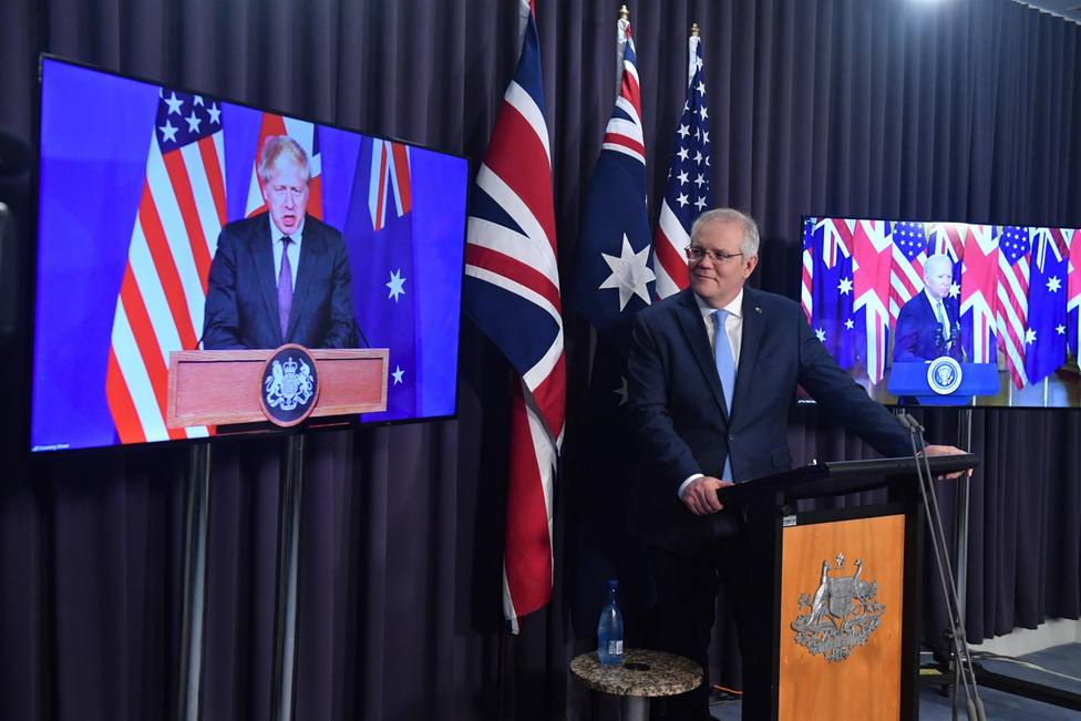 Australia busca el diálogo con Francia tras cancelar su programa de submarinos