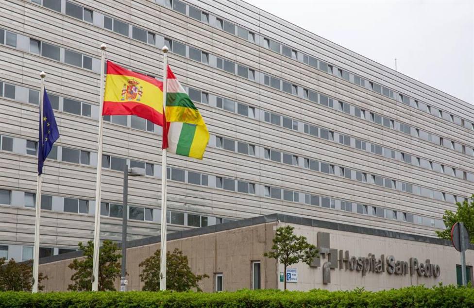 Personal del hospital de Logroño aseguran que se pidió cama para Ghali dos días antes de su llegada