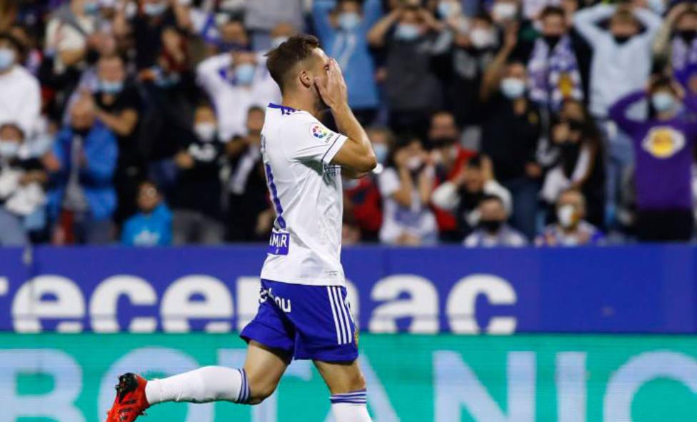 El Zaragoza no consigue ganar al Huesca en La Romareda (LaLiga)