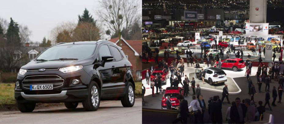Ford EcoSport 1.0 Ecoboost 140 CV y Salón del Motor