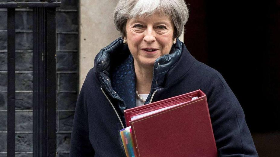 Theresa May ve altamente probable que Rusia envenenara al espía Skripal