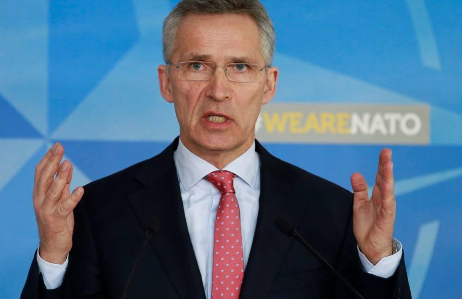 La OTAN expulsa a siete diplomáticos rusos por ataque al exespía en R.Unido