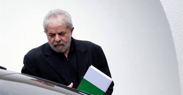 Lula, encarcelado desde el pasado 7 de abril, fue condenado por corrupción
