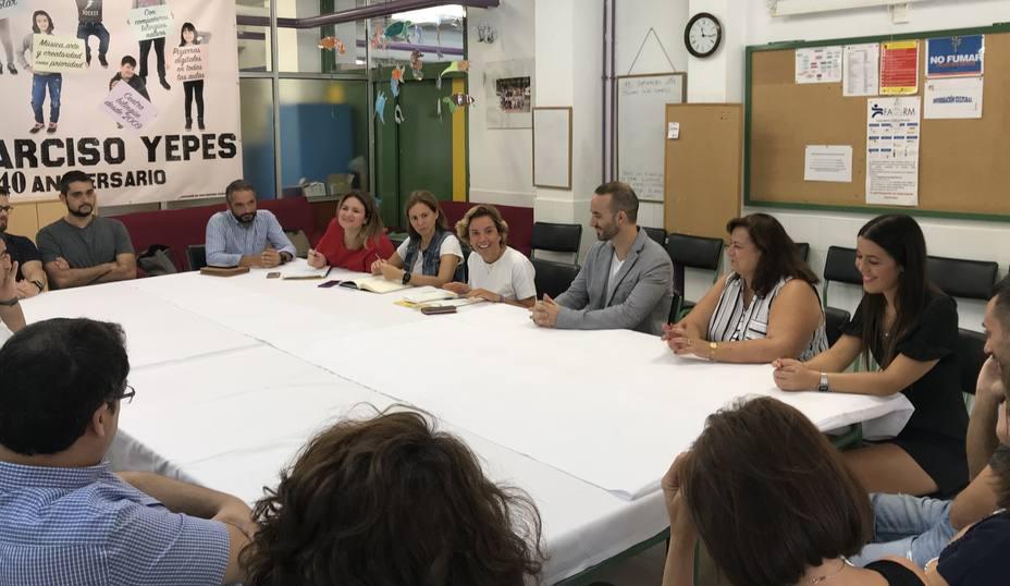 Los docentes podrán intercambiarse de centro para conocer y aplicar proyectos innovadores