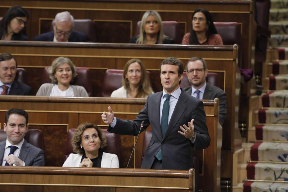 Casado y el PP trasladan su pésame a Mariano Rajoy tras la muerte de su padre