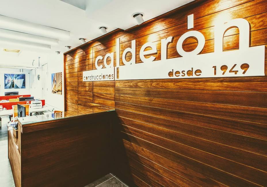 Construcciones Calderón