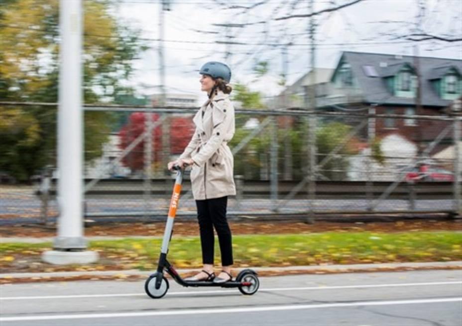 Ford.- Ford compra la empresa de patinetes eléctricos compartidos Spin