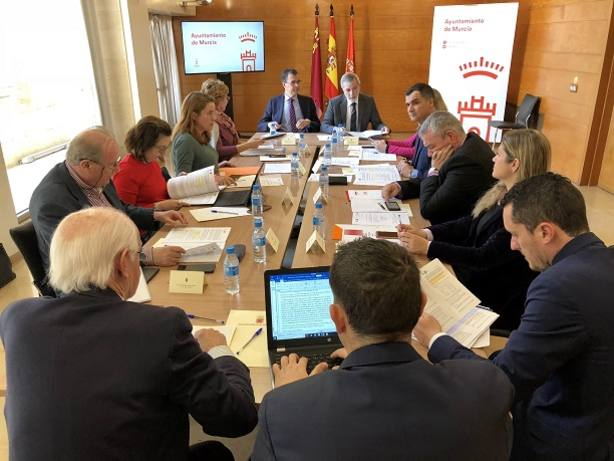Consejo de administración de Mercamurcia