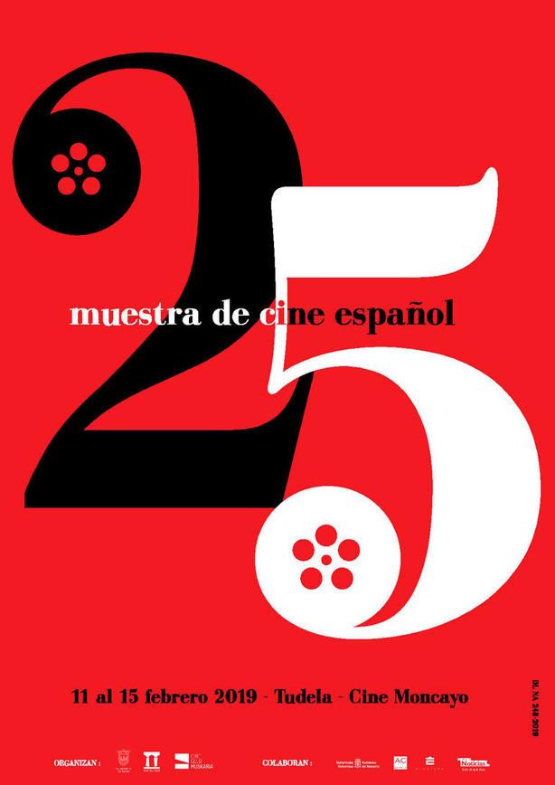 25 ANIVERSARIO MUESTRA CINE ESPAÑOL DE TUDELA