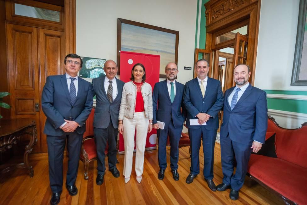 Fundación Universidad-Empresa se presenta en México para ejercer de puente entre universidades y empresas