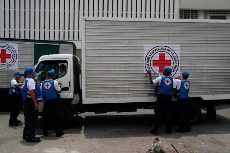 La ayuda humanitaria comienza a llegar a los hospitales de Venezuela
