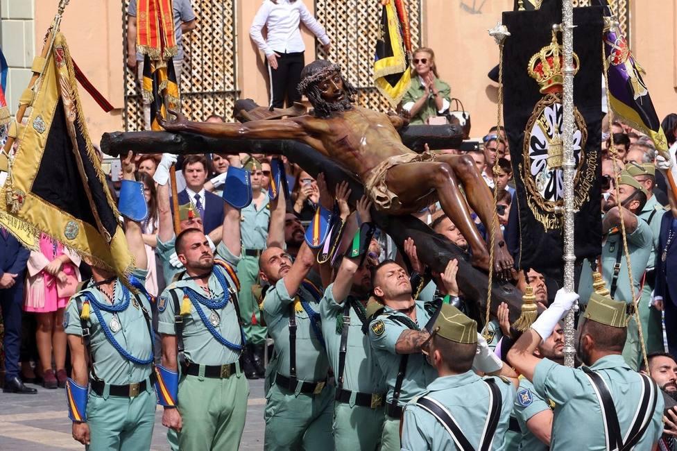 La Semana Santa de Málaga deja un impacto de 102,7 millones