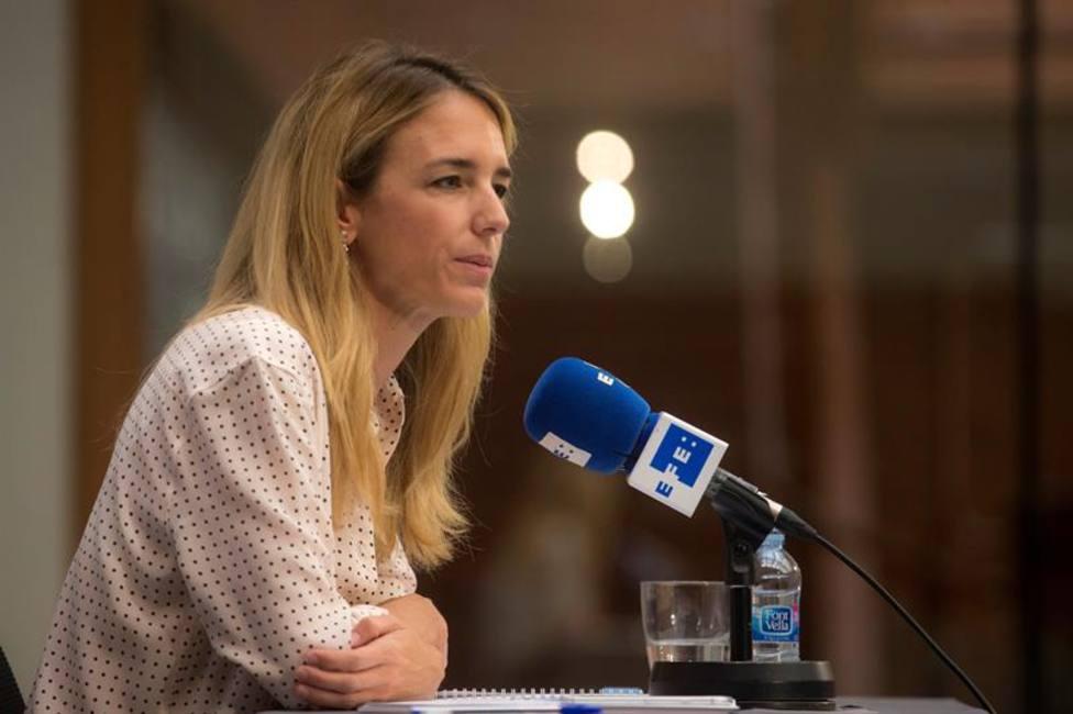 La enigmática expresión de Cayetana Álvarez de Toledo para responder a Ximo Puig