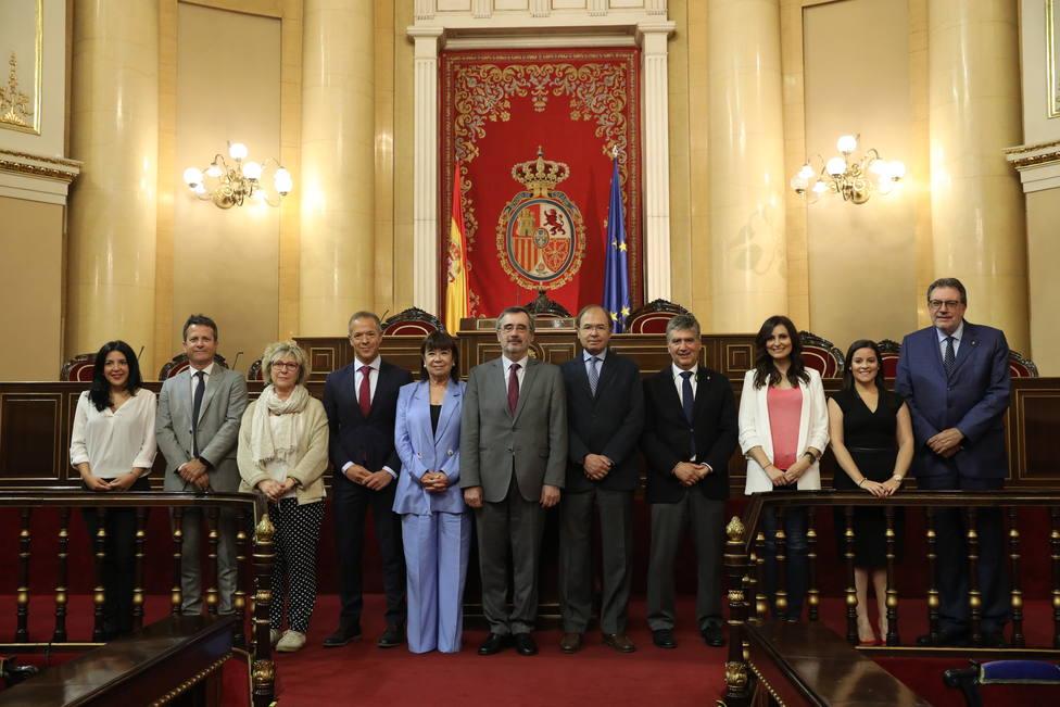 El Senado constituye la Comisión de Nombramientos y conformará la Diputación Permanente para el 2 de julio