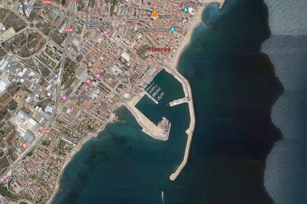 Fallece ahogado un hombre en una playa de Vinaròs (Castellón)