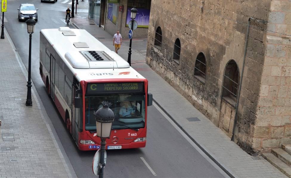 Autobús rbano de Albacete