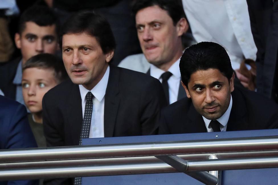 Leonardo, director deportivo del PSG
