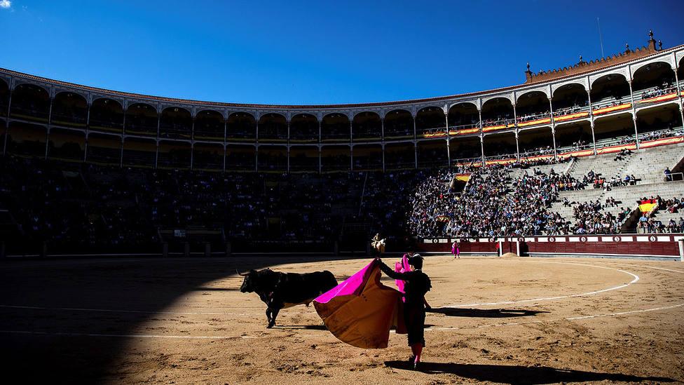 La plaza de toros de Las Ventas prepara una programación con tistes toristas para septiembre