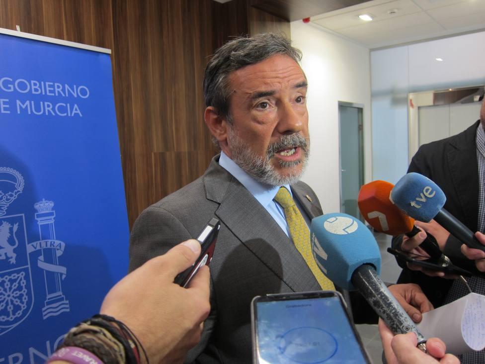 Gobierno pide precaución ante previsión de fuertes lluvias en Murcia que podrían alcanzar los 200 l/m2 en 12 horas