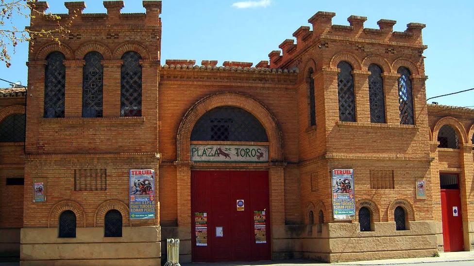 La plaza de toros de Teruel se queda sin su Feria del Ángel 2020 por culpa de la pandemia