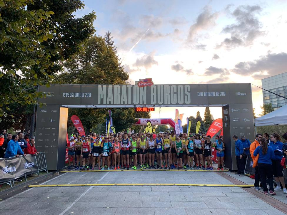 Campofrío Maratón Burgos