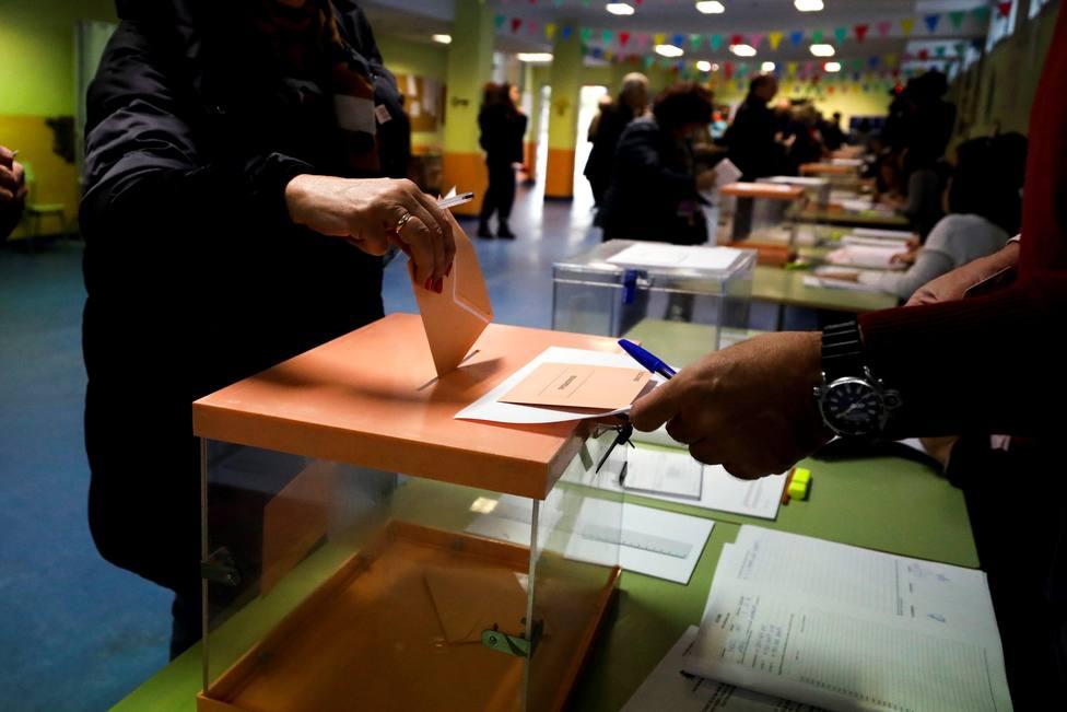 Preparativos y votaciones