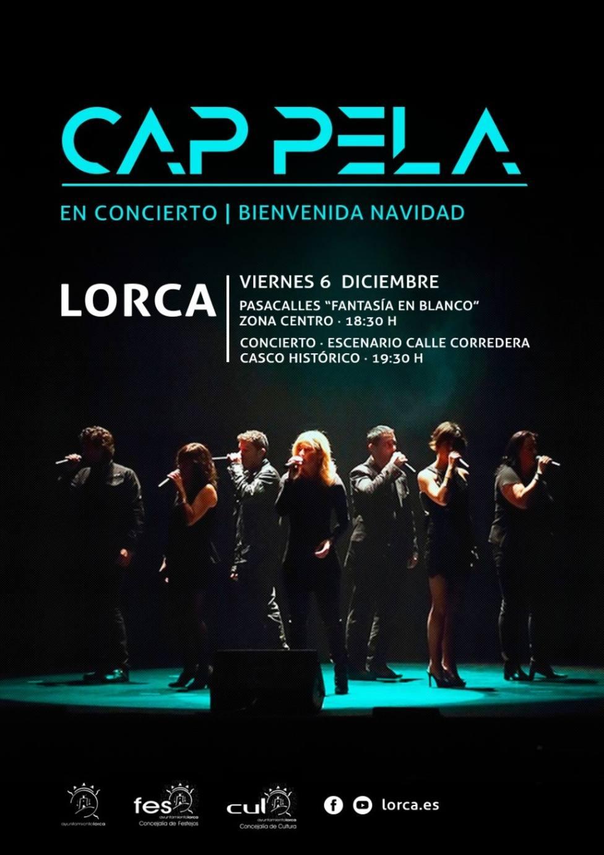 Lorca dará la bienvenida a la Navidad este viernes