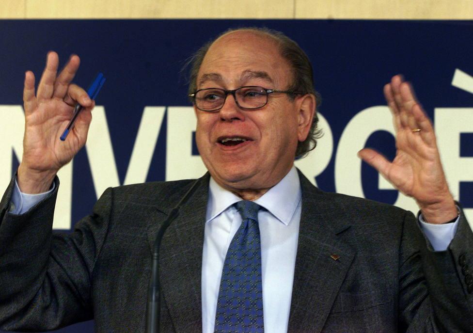Jordi Pujol defraudó más de 885.000 euros a Hacienda en 2000