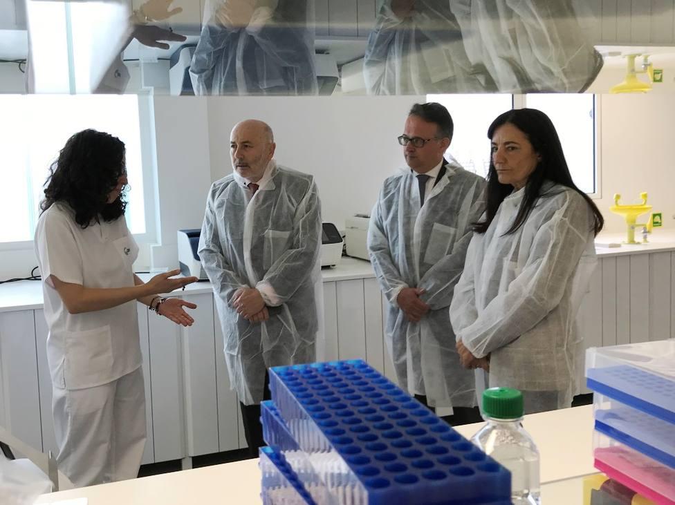 El Laboratorio Nacional de Sanidad Vegetal estará en Lugo