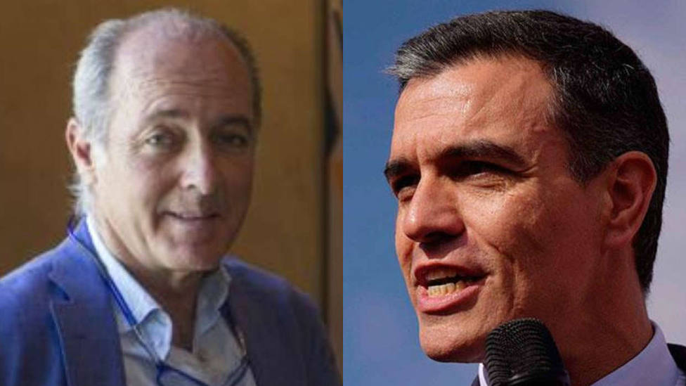 El serio de José Manuel Soto a Pedro Sánchez de cara a la noche de los Goya