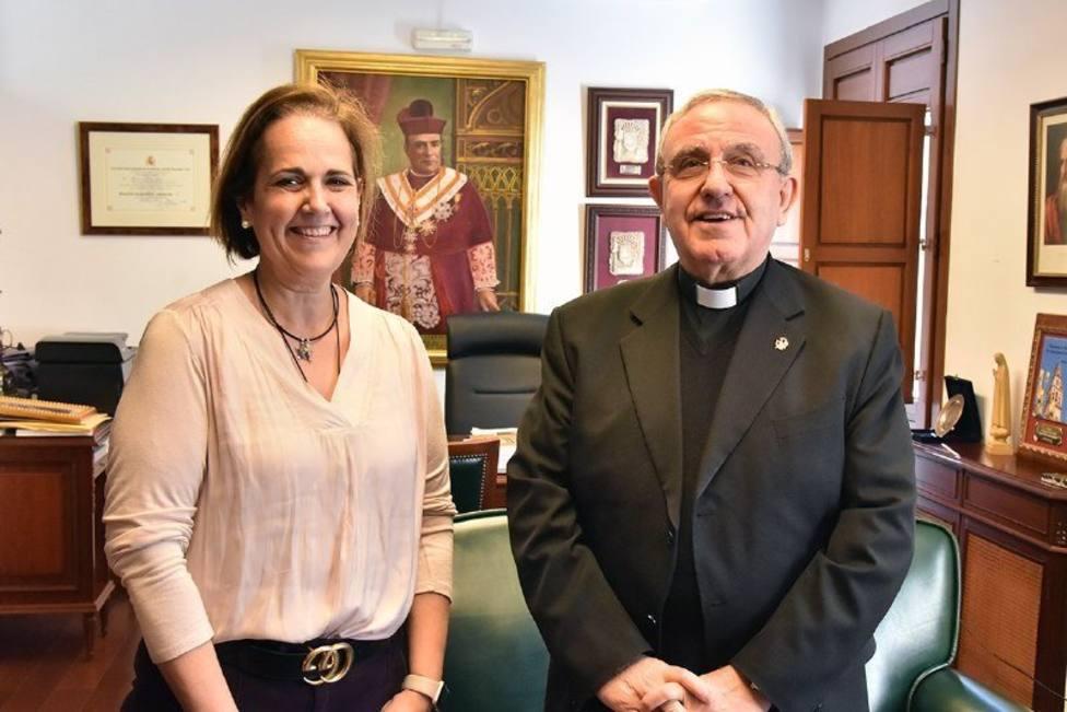 Blanca Torrent y Manuel Pérez Moya