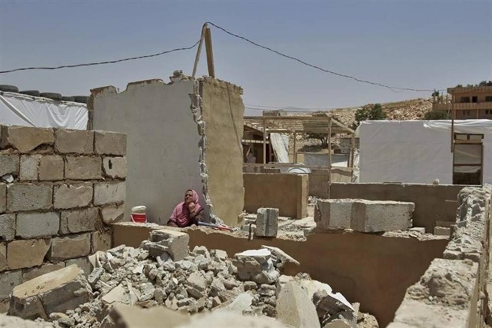Casi 30.000 refugiados sirios soportan condiciones climáticas extremas en Líbano, denuncia ACH
