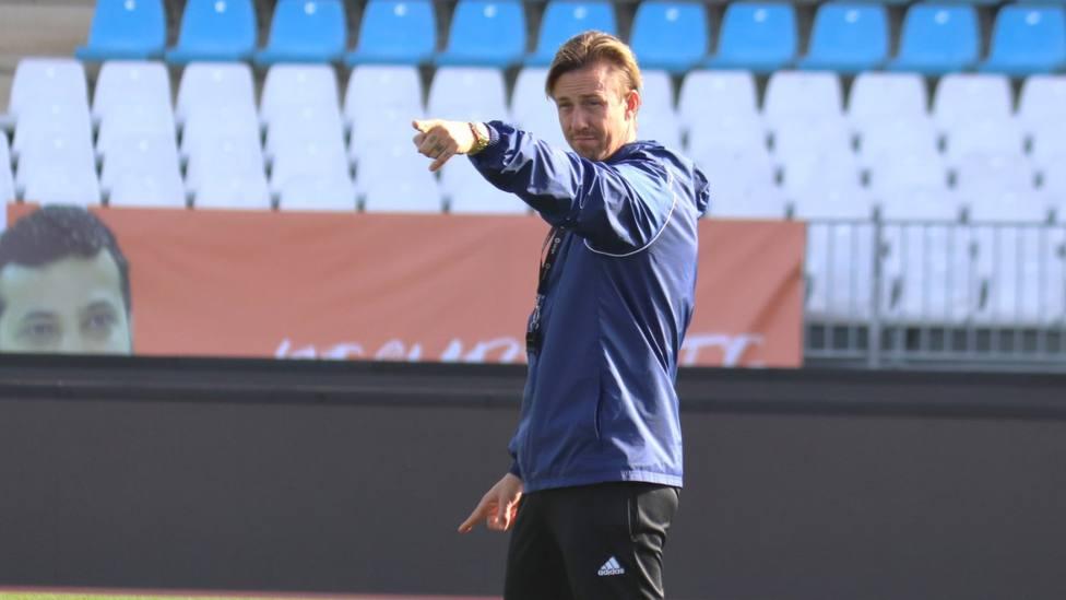 José María Gutiérrez (entrenador de la UDA)